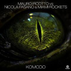 MAURO PICOTTO VS NICOLA FASANO & MIAMI ROCKETS - KOMODO